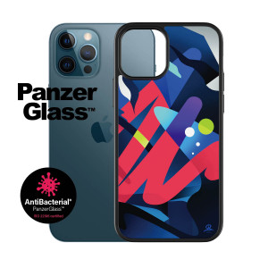 Гръб PanzerGlass Artist Edition ClearCase за Iphon...