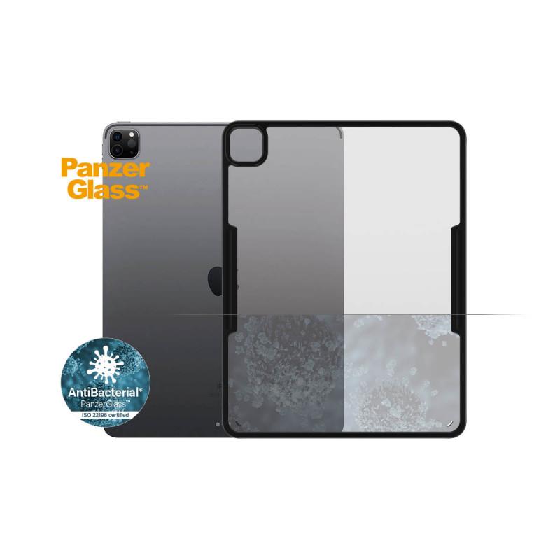 """Гръб Panzerglass за Apple iPad Pro 12.9"""" ( 2018, 2020, 2021 ) - Черна рамка"""
