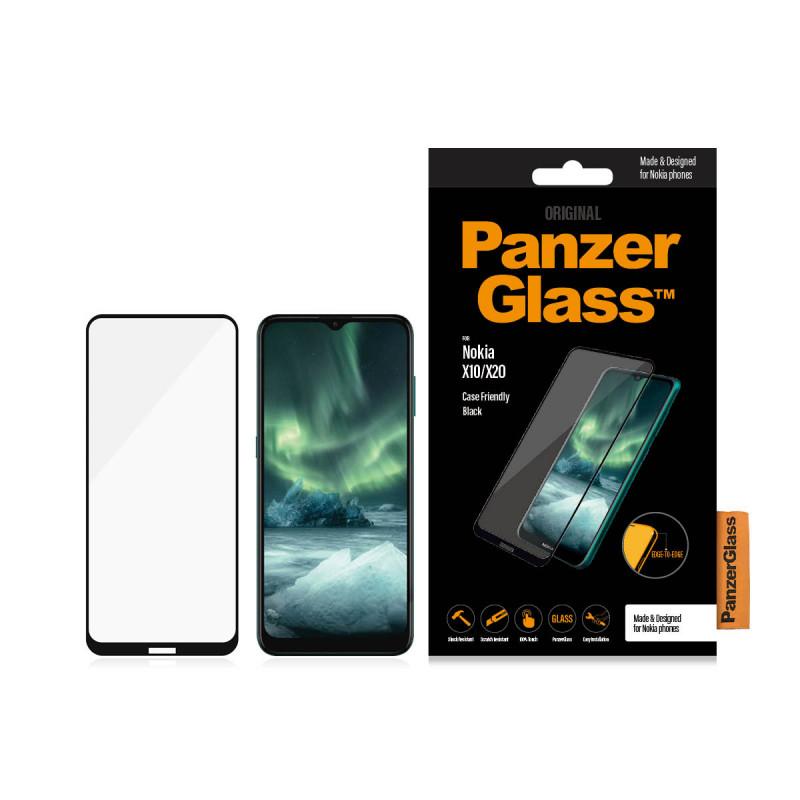 Стъклен протектор PanzerGlass за Nokia X10 / X20 C...