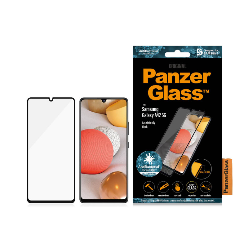 Стъклен протектор PanzerGlass за Samsung Galaxy A4...
