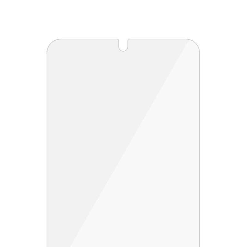 Стъклен протектор  Samsung Galaxy S21 PanzerGlass, Ultrasonic FingerPrint, AntiBacterial - Черен