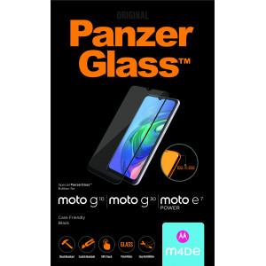 Стъклен протектор PanzerGlass за Motorola Moto G10...
