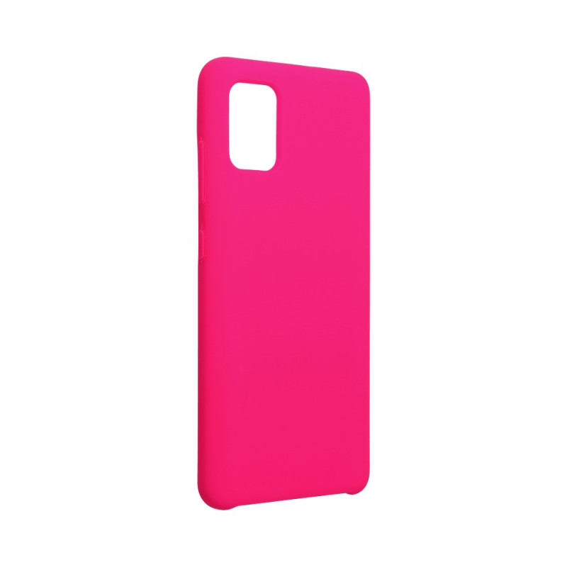 Гръб  Forcell Silicone - Samsung A515 Galaxy A71 -...