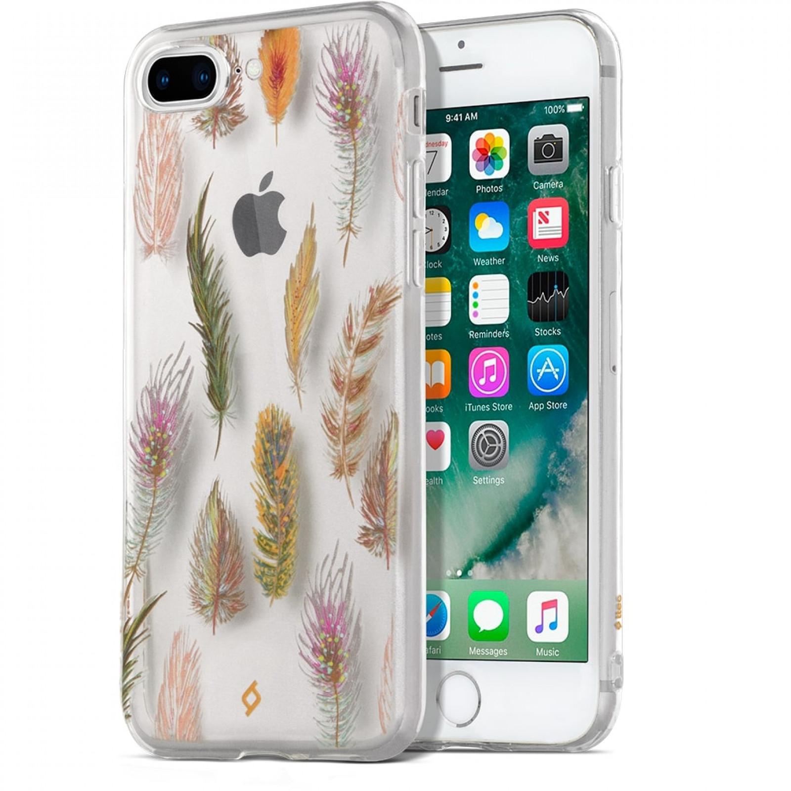 Гръб TTEC ArtCase за Iphone 7 Plus / 8 Plus - PineApple