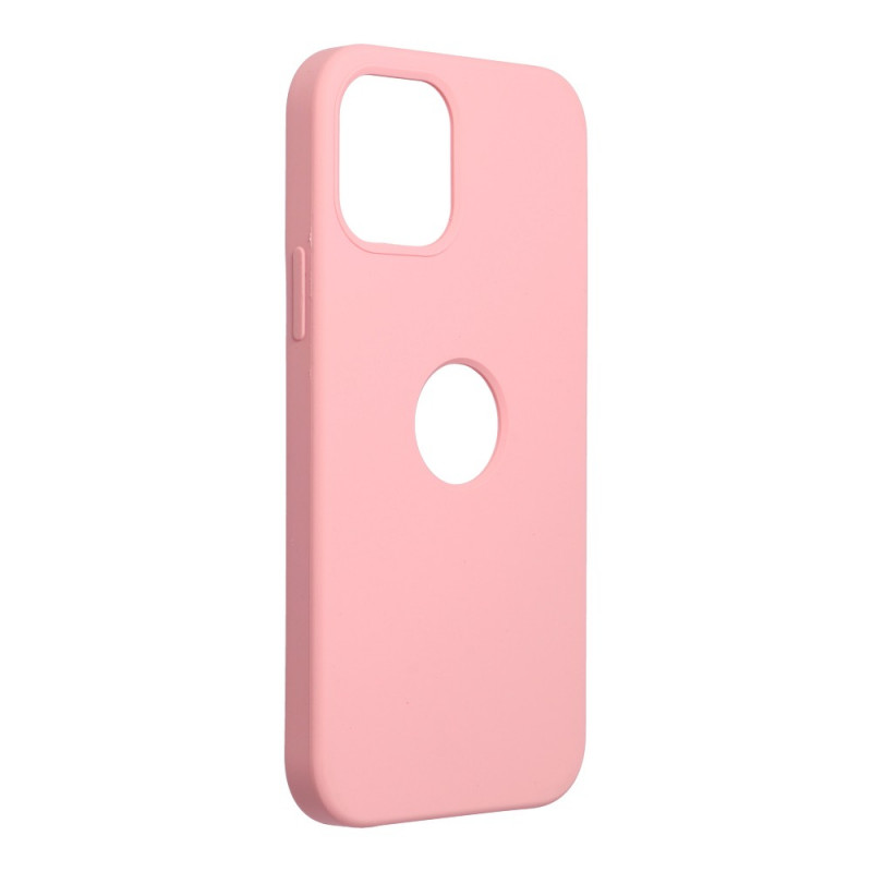 Гръб Forcell Silicone за Iphone 12 / 12 pro- Розов...