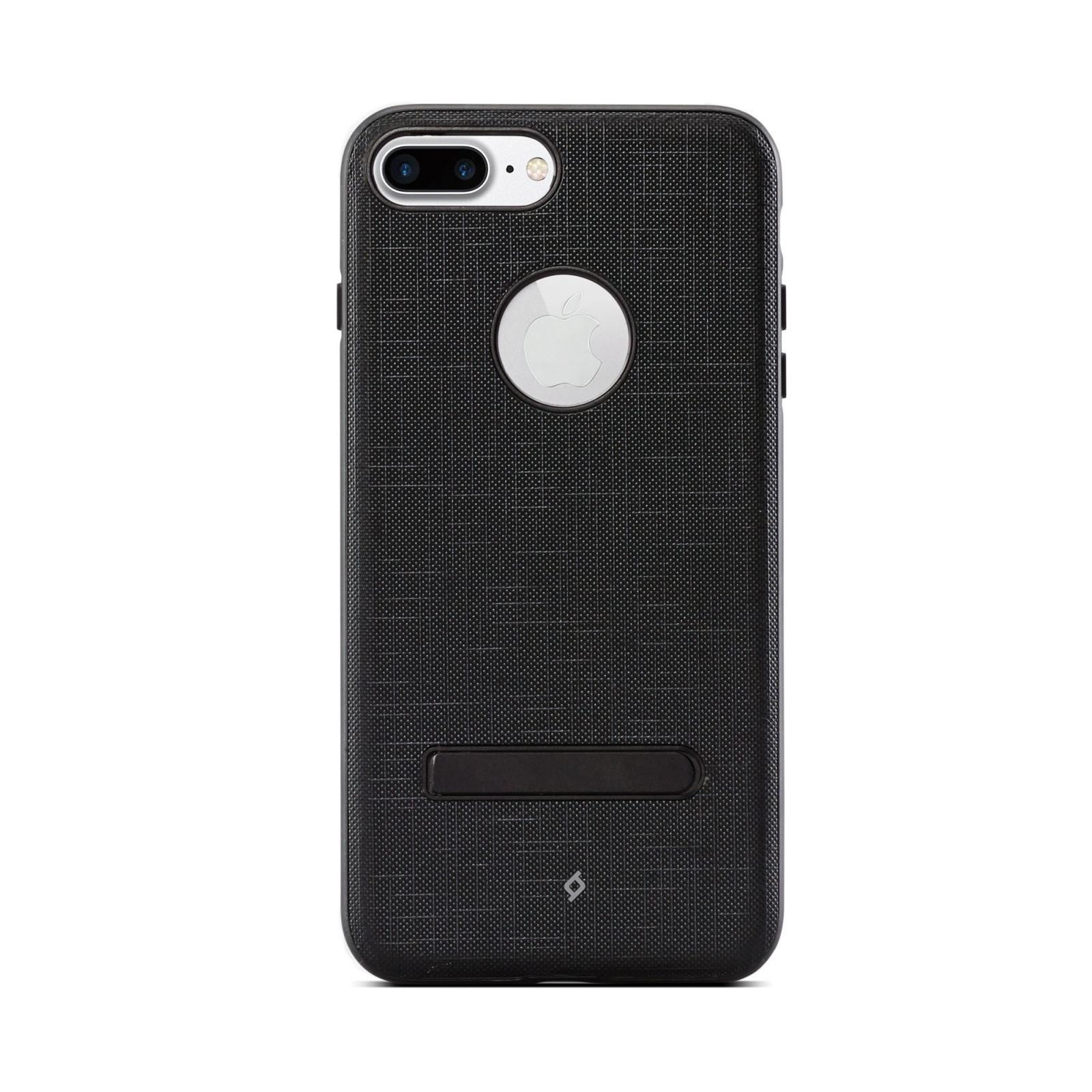 Гръб TTEC Elite Protective за Iphone 7 Plus / 8 Plus - Черен