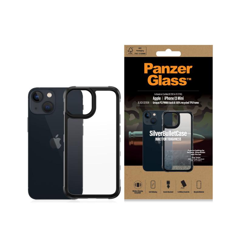 Гръб PanzerGlass SilverBullet Case за Iphone 13 mi...