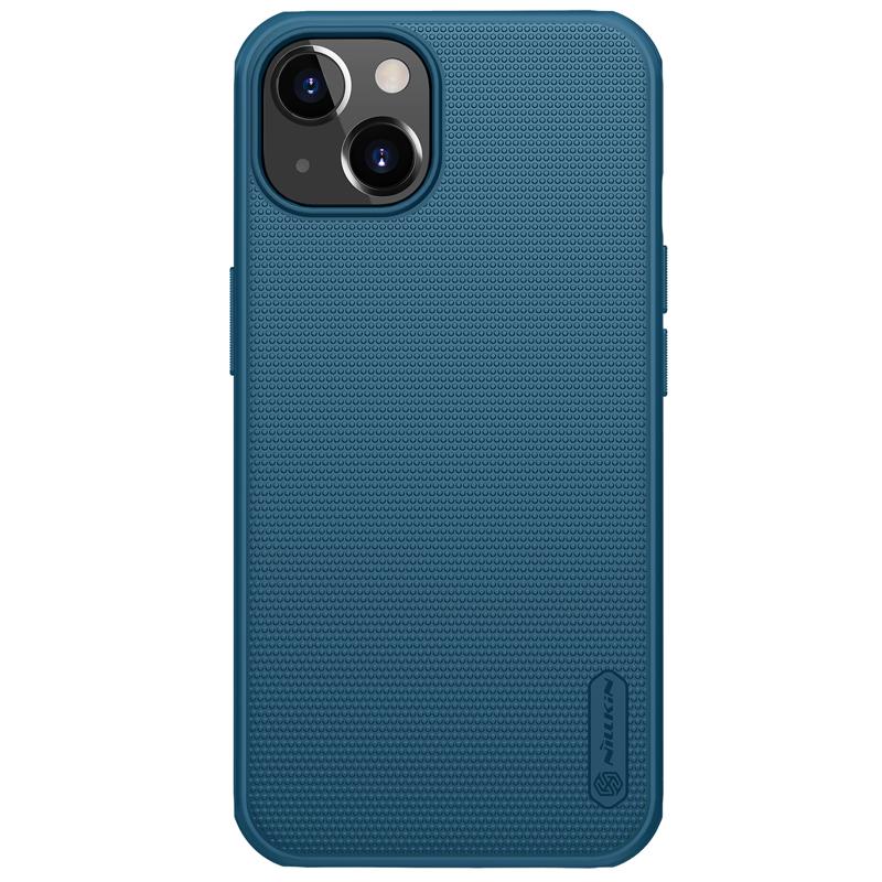 Гръб Nillkin Frosted Shield Pro за Iphone 13 - Син...