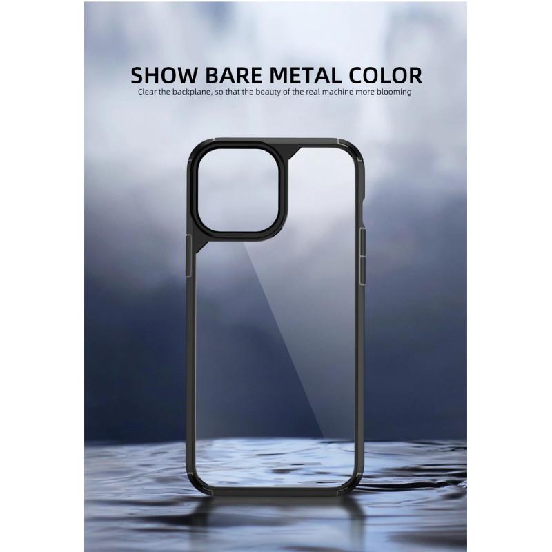 Гръб ipaky Yujia case за Iphone 13 Pro Max - Черен