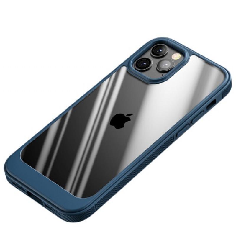 Гръб Ipaky Meiguang за Iphone 13 Pro - Син