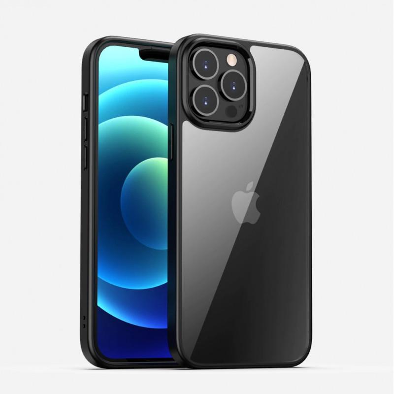 Гръб ipaky Phantom за Iphone 13 Pro Max - Черен