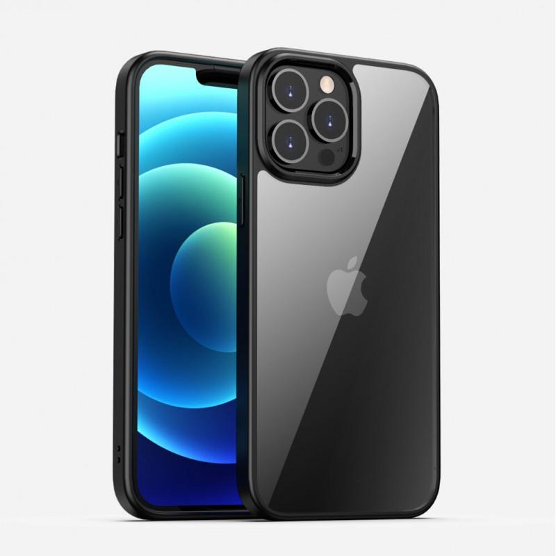 Гръб ipaky Yujia case за Iphone 13 - Черен