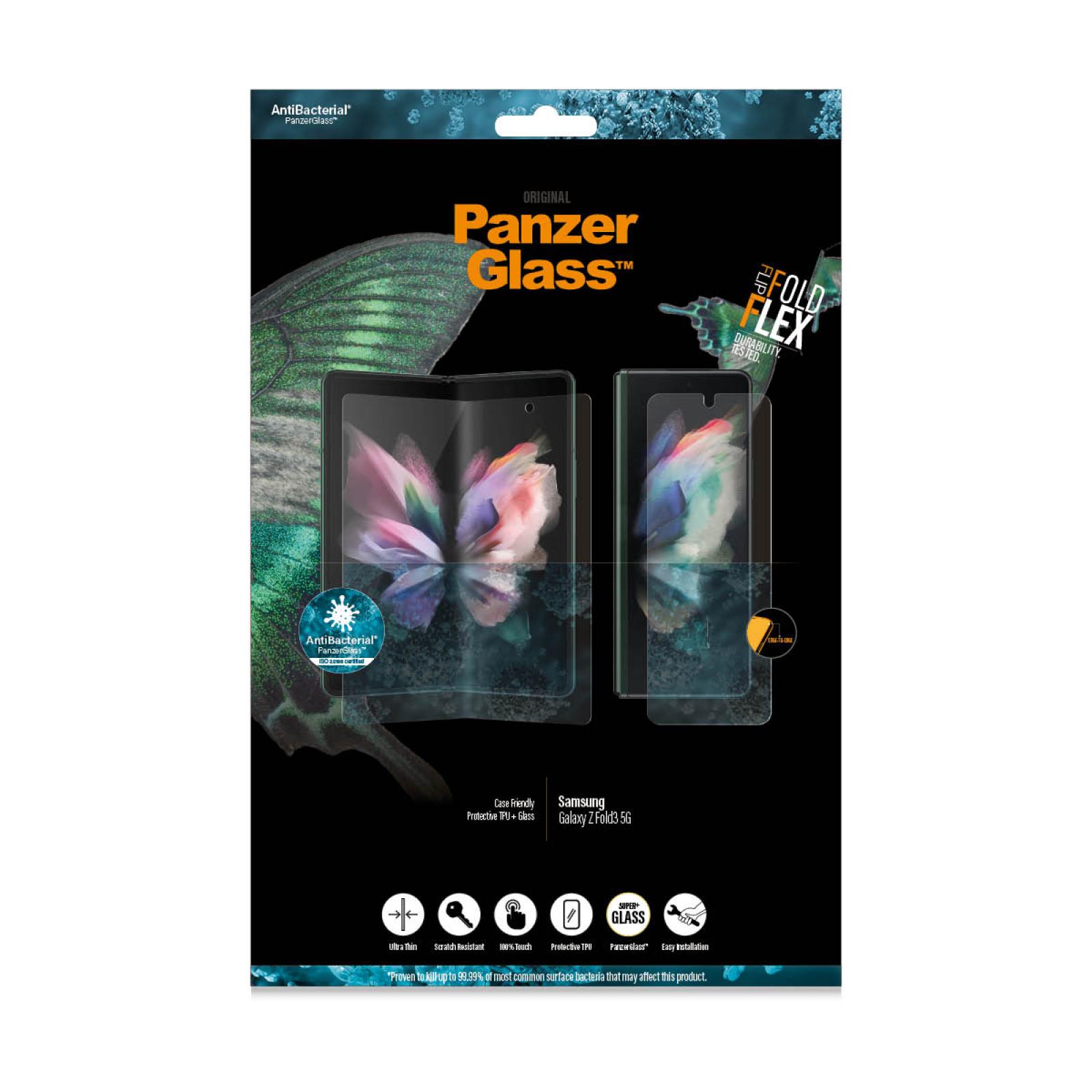 Защитно фолио PanzerGlass за Samsung Galaxy Z Fold 3 5G