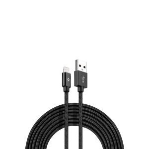 Кабел MFi ttec AlumiCable XL Lightning Charge / Da...