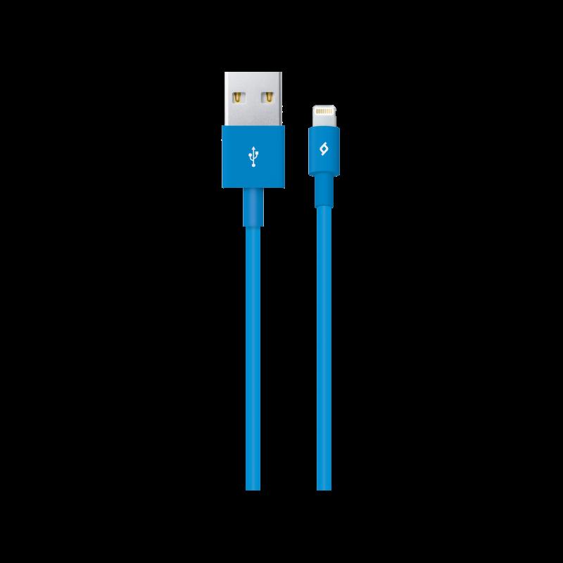 Кабел ttec Lightning USB Charge / Data Cable - Син