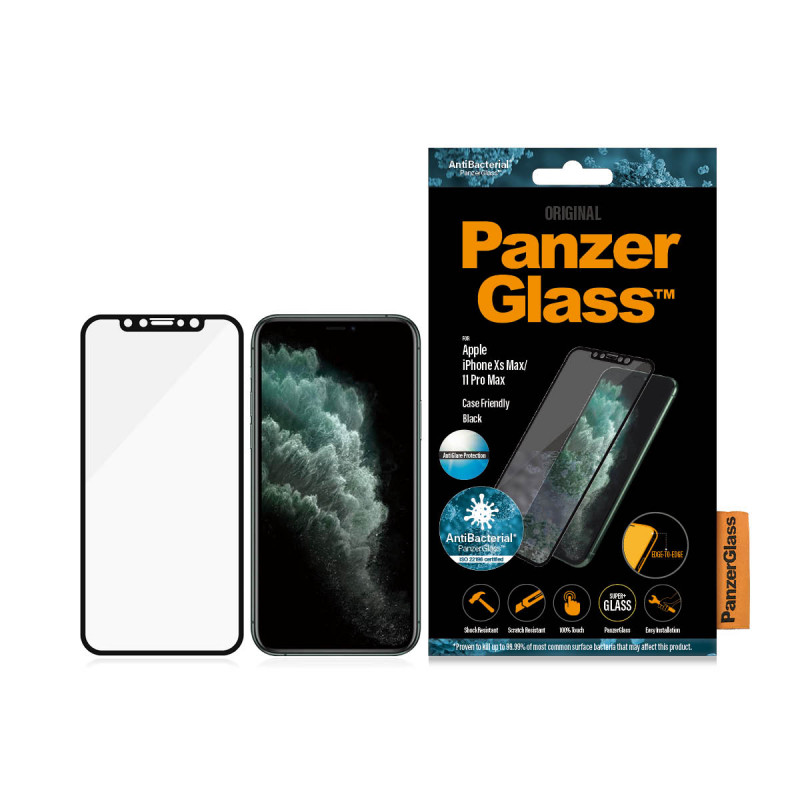 Стъклен протектор PanzerGlass за Apple Iphone Xs M...
