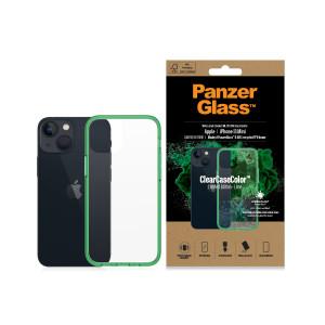 Гръб PanzerGlass за IPhone 13 mini, ClearCase - Зе...
