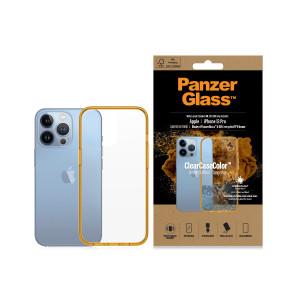 Гръб PanzerGlass за IPhone 13 Pro, ClearCase - Ора...