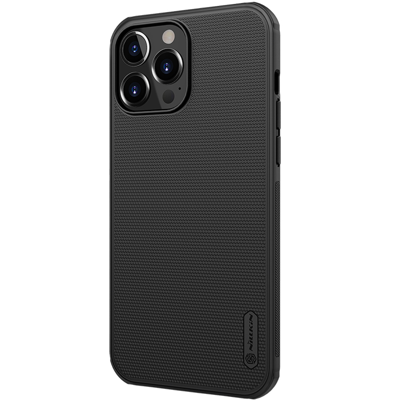 Гръб Nillkin Frosted Shield Pro за Iphone 13 Pro - Черен