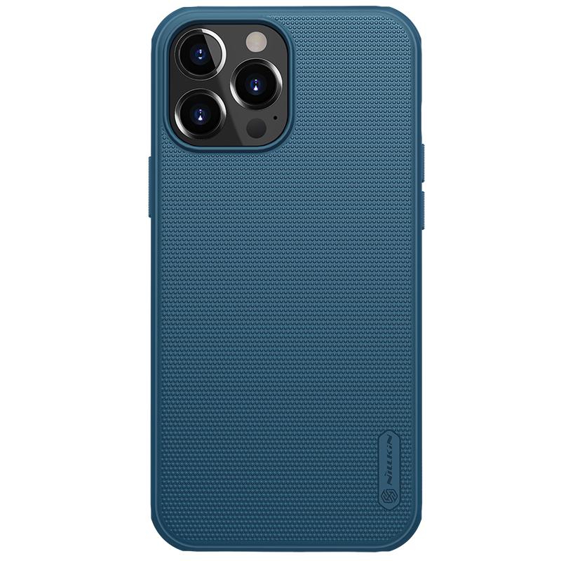 Гръб Nillkin Frosted Shield Pro за Iphone 13 Pro - Син