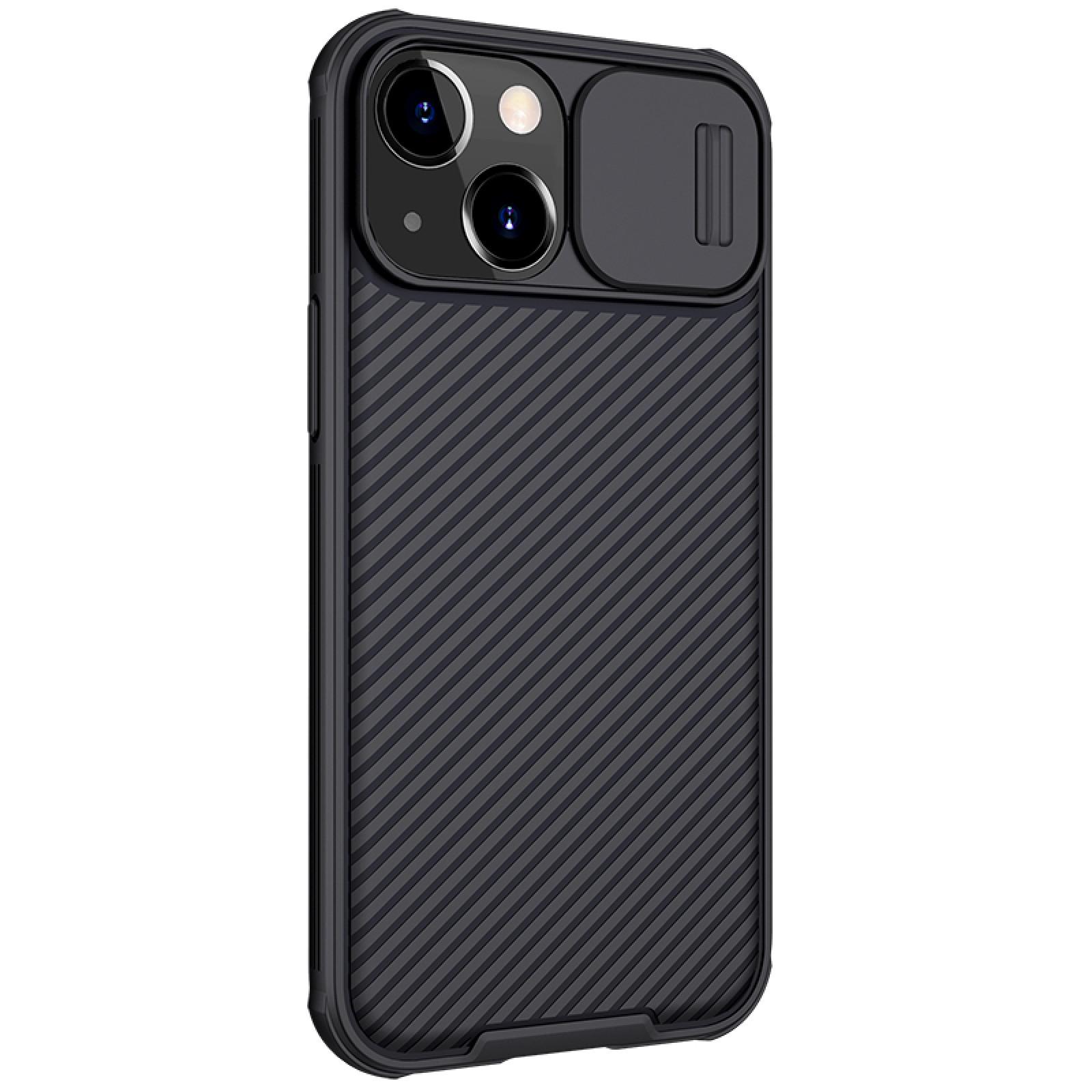Гръб Nillkin Camshield pro за Iphone 13 mini - Черен