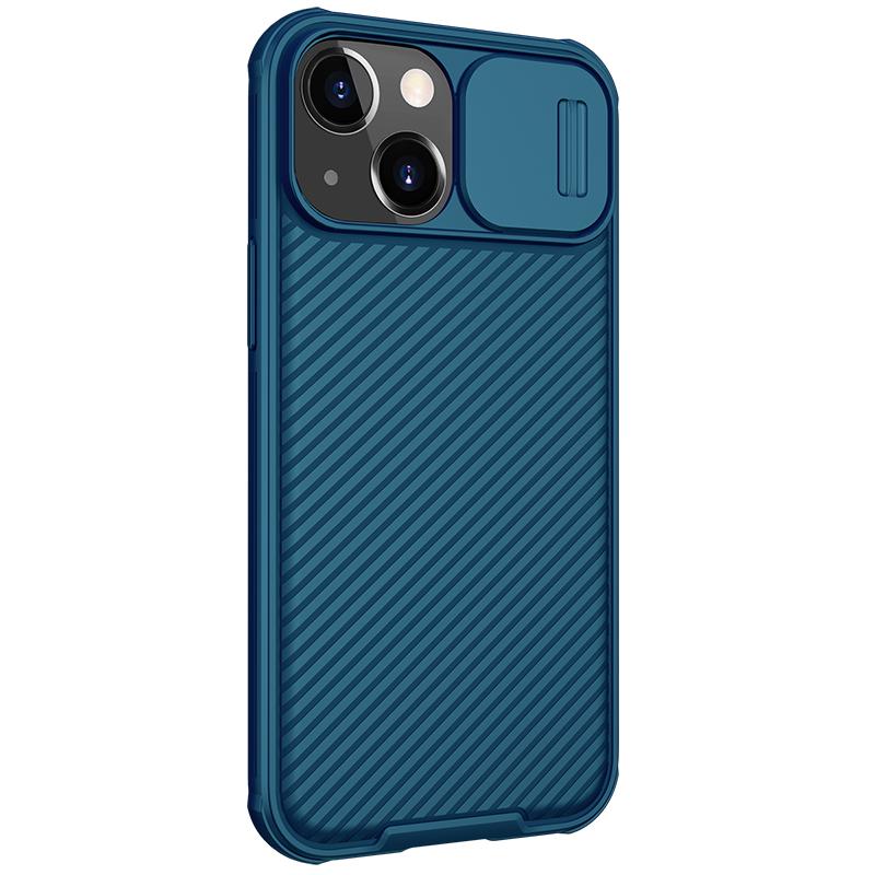 Гръб Nillkin Camshield pro за Iphone 13 mini - Син