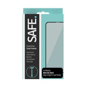 Стъклен протектор SAFE за Motorola Moto G50 CF, Bl...