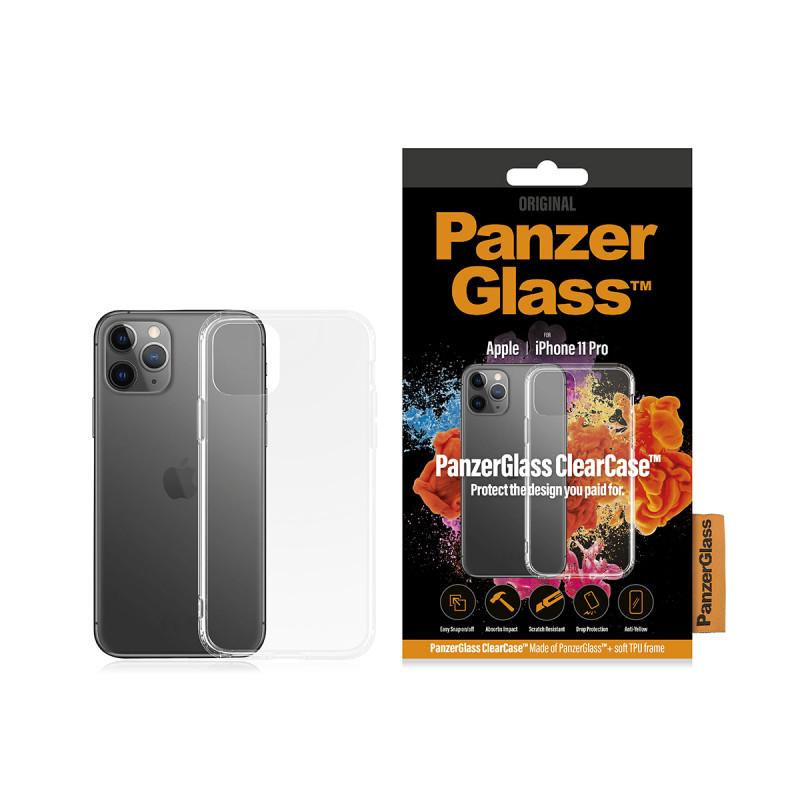 Гръб PanzerGlass за IPhone 11 Pro 5.8 ClearCase - ...