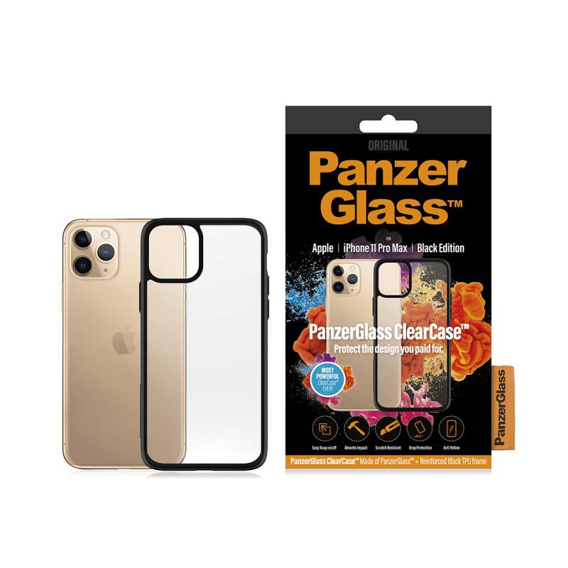 Гръб PanzerGlass за IPhone 11 Pro Max 6.5 ClearCas...