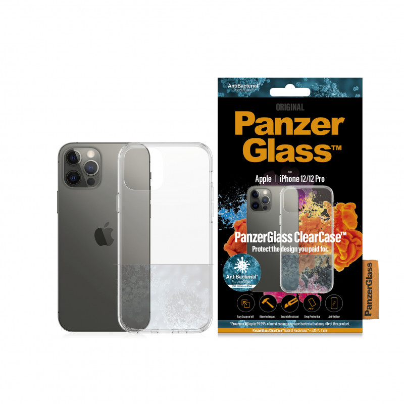 """Гръб PanzerGlass за IPhone 12 / 12 Pro 6.1"""" A..."""