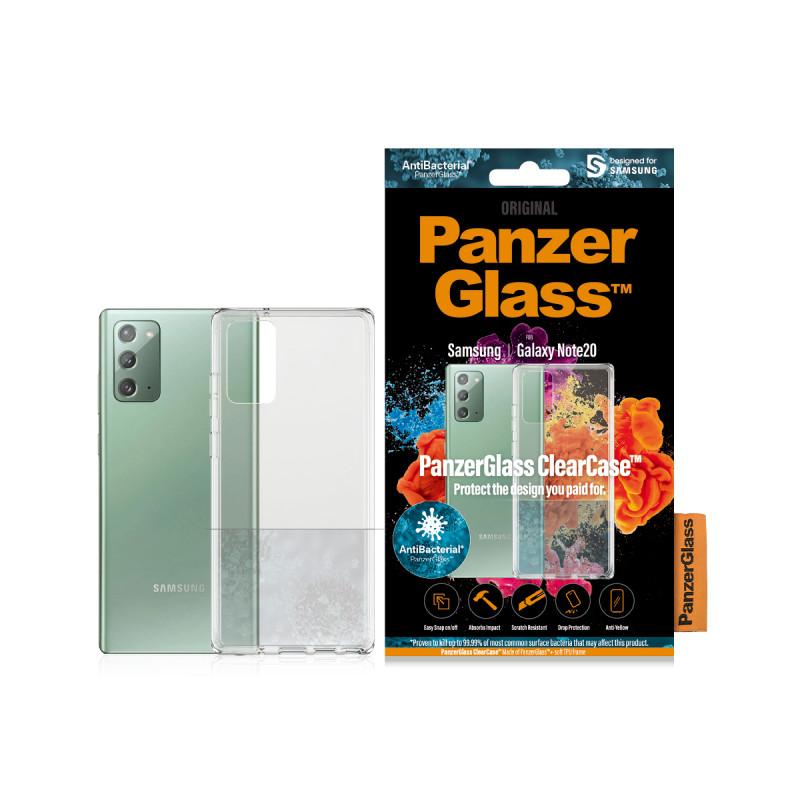 Гръб PanzerGlass за Samsung Galaxy Note 20 AntiBac...