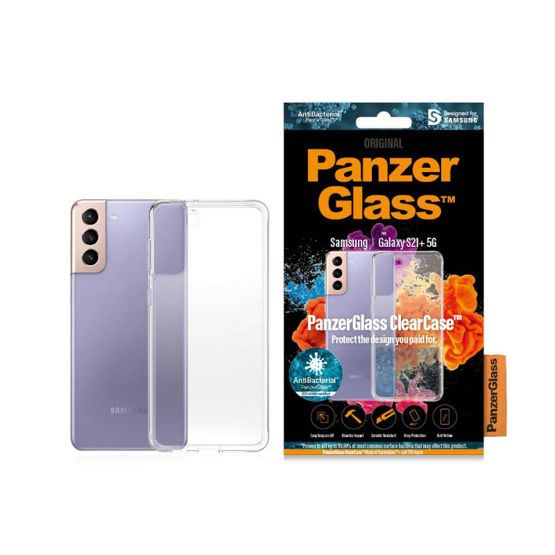 Гръб PanzerGlass за Samsung Galaxy S21 Plus AntiBa...