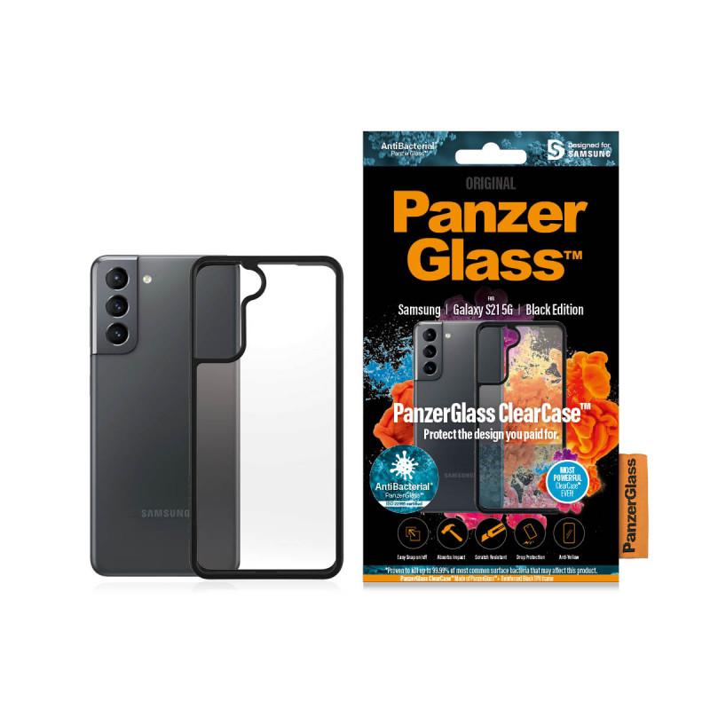 Гръб за Samsung Galaxy S21 PanzerGlass, AntiBacter...