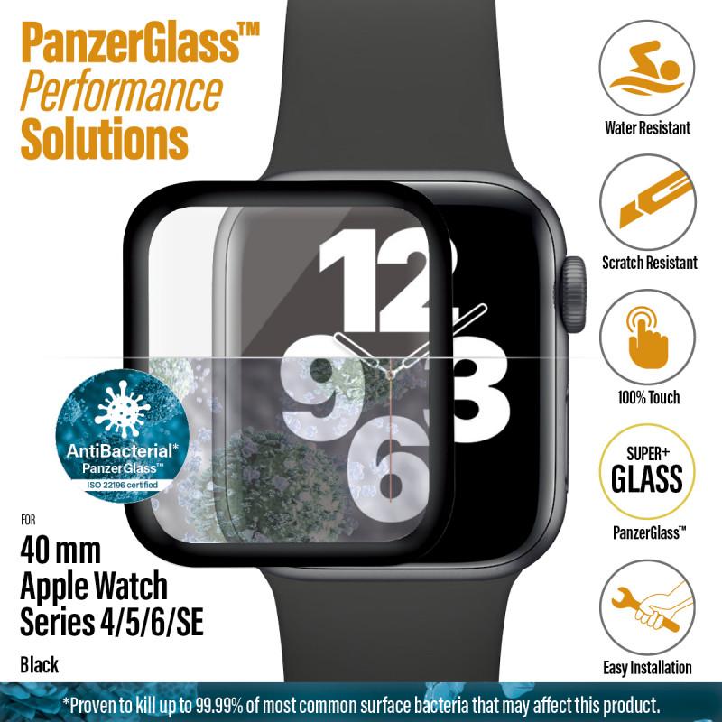 Стъклен протектор PanzerGlass за Apple Watch 4/5  ...