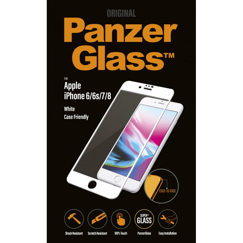 Стъклен протектор PanzerGlass за Apple iPhone 6/6S...