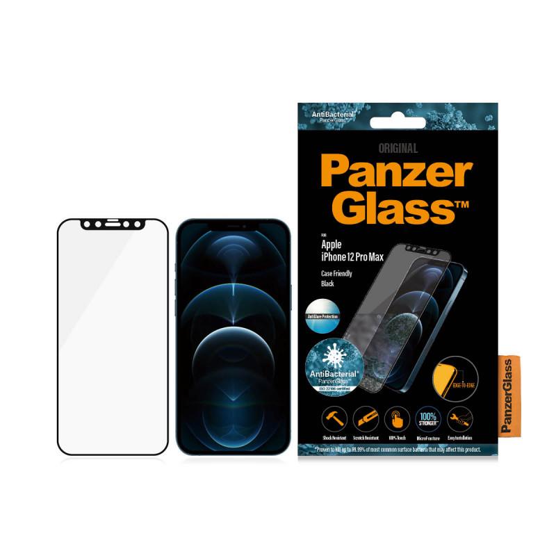 Стъклен протектор PanzerGlass за Apple iPhone 12 P...