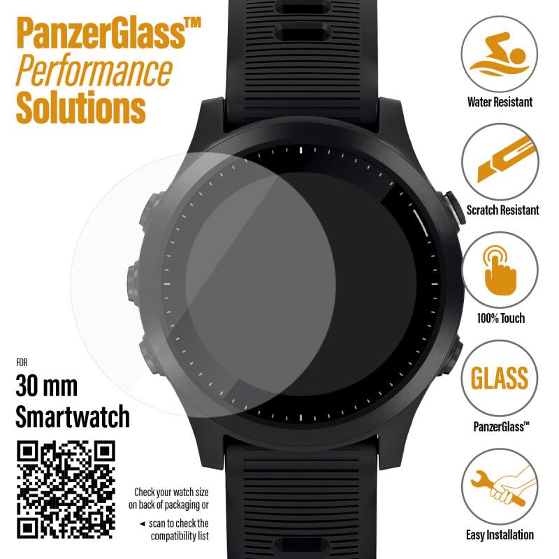 Стъклен протектор Samsung watch Active 3 41mm / Sm...
