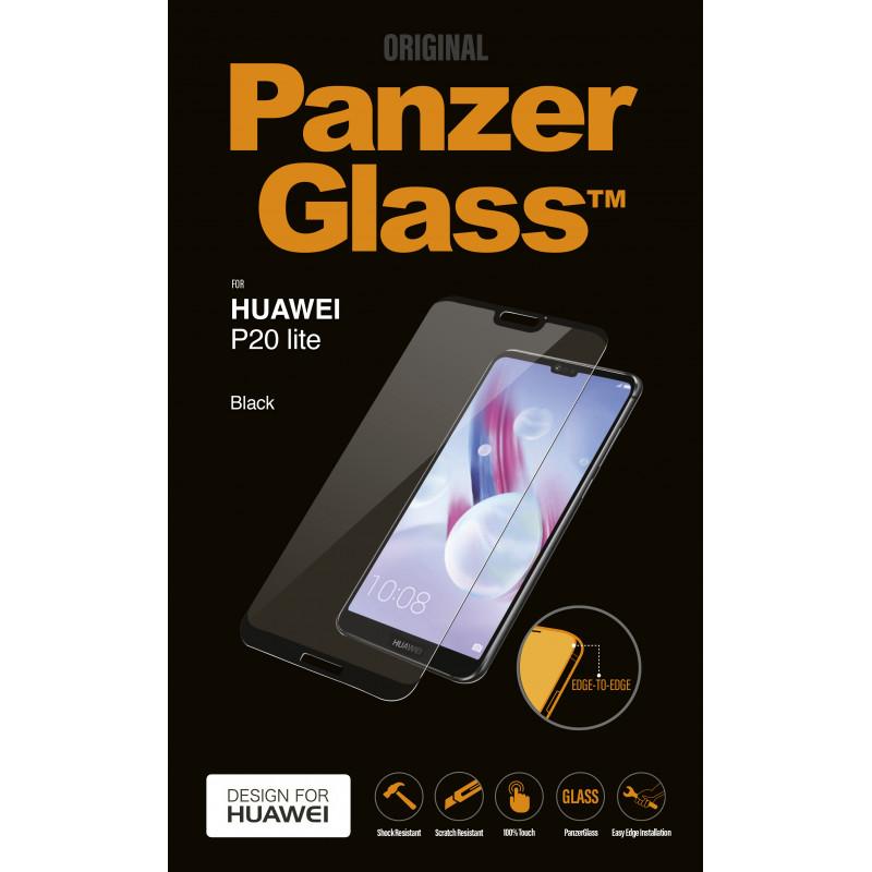 Стъклен протектор PanzerGlass за Huawei/Honor P20 ...