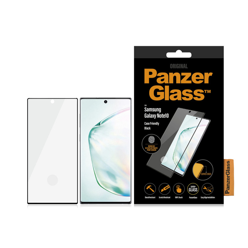 Стъклен протектор PanzerGlass за Samsung Galaxy No...