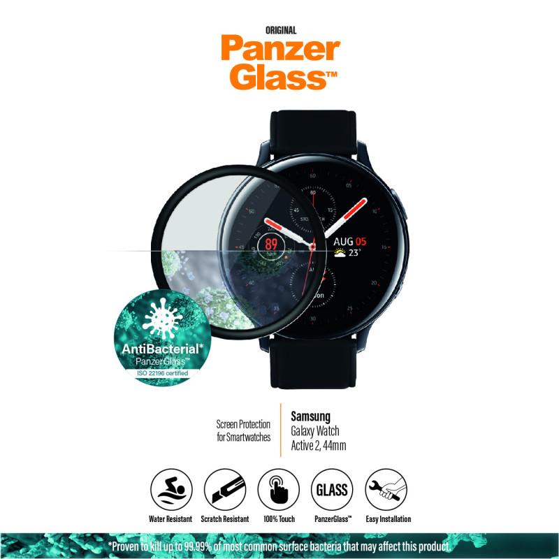 Стъклен протектор Samsung watch Active 2 44mm Panz...