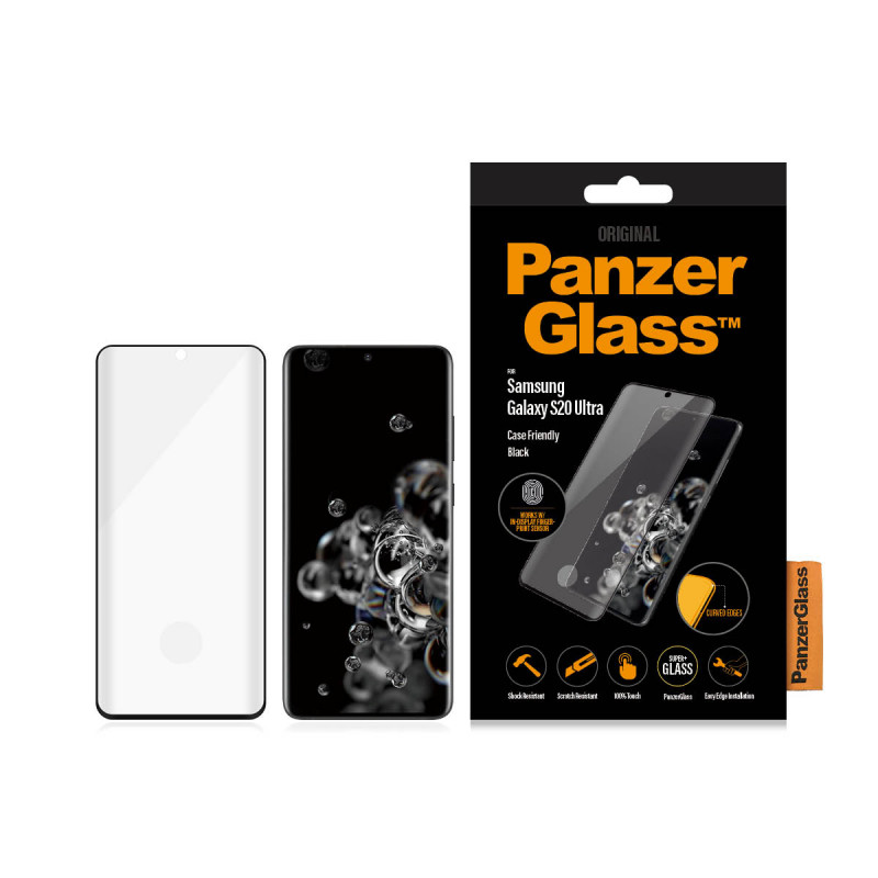 Стъклен протектор PanzerGlass за Samsung Galaxy S2...