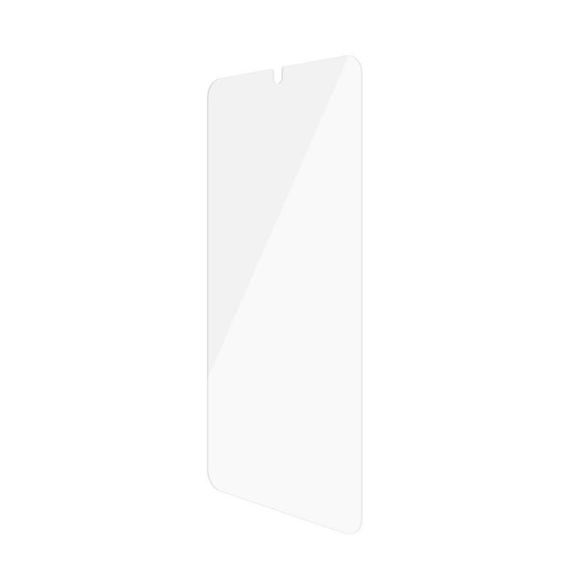 Стъклен протектор  Samsung Galaxy S21 Plus PanzerGlass, Ultrasonic FingerPrint, AntiBacterial - Черен