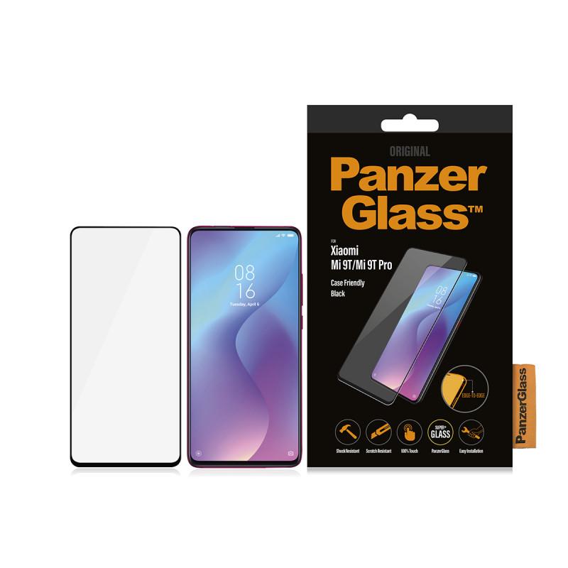 Стъклен протектор PanzerGlass за Xiaomi MI 9T Case...