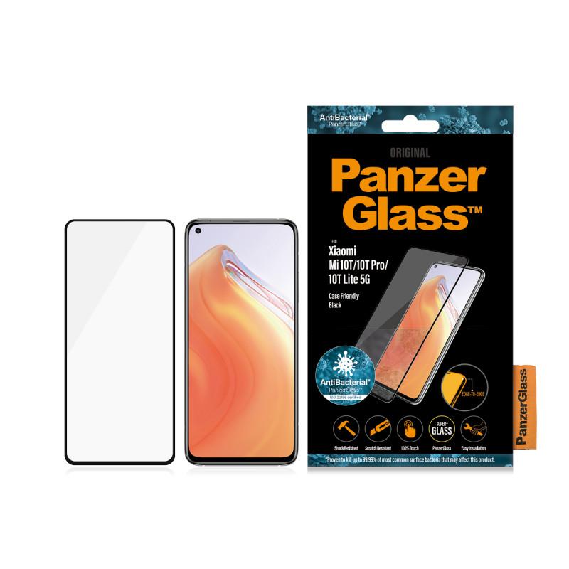 Стъклен протектор PanzerGlass за Xiaomi Mi 10T Lit...