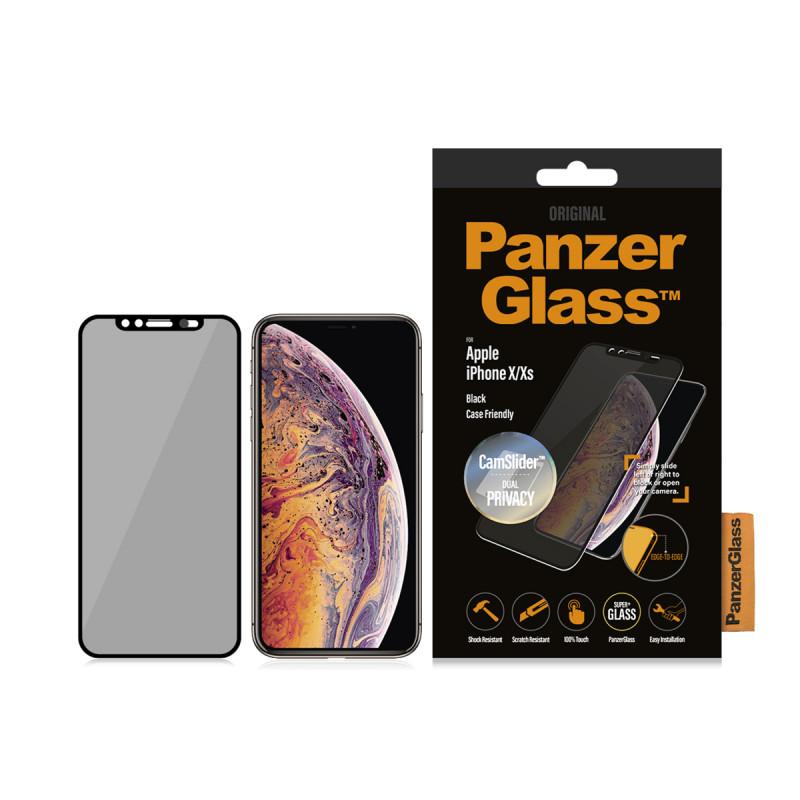 Стъклен протектор PanzerGlass  за Apple iPhone X/X...