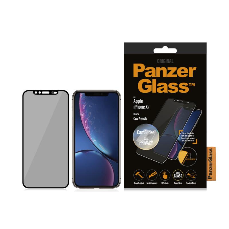 Стъклен протектор Apple Iphone XR/11 PanzerGlass C...