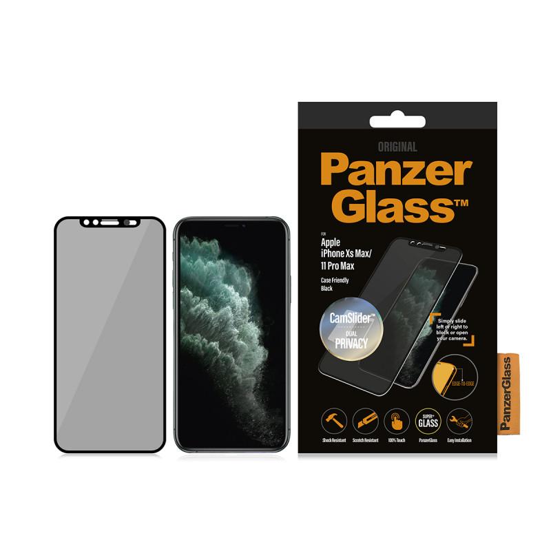 Стъклен протектор Apple iPhone Xs Max/11 Pro Max P...
