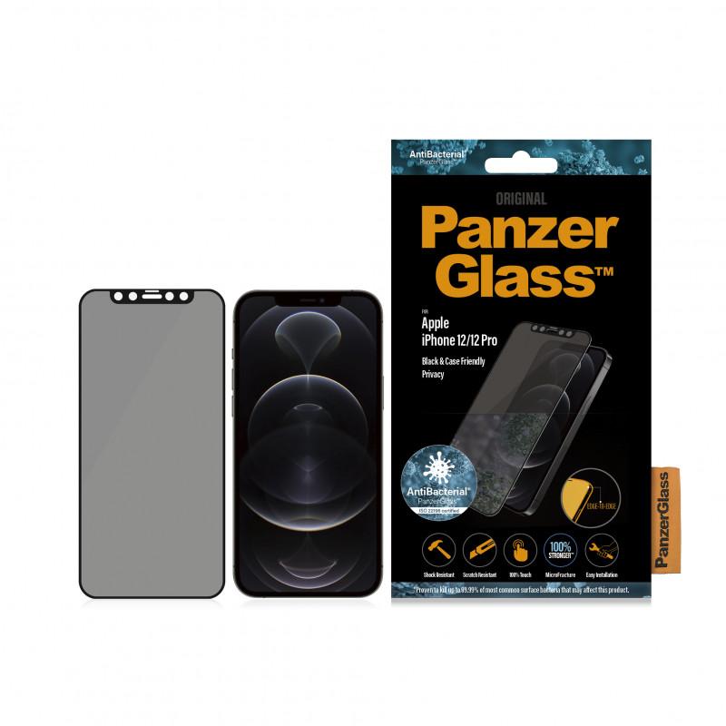 Стъклен протектор PanzerGlass за Apple iPhone 12/i...