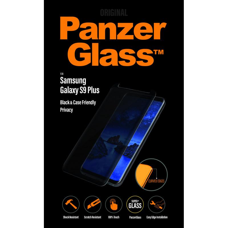 Стъклен протектор PanzerGlass за Samsung Galaxy S9...