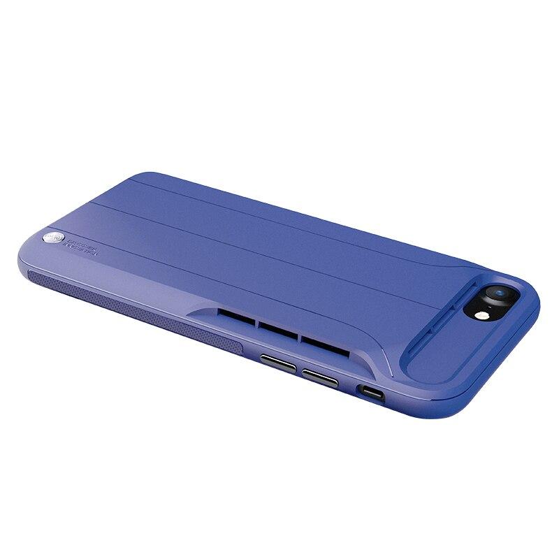 Гръб Nillkin AMP Sound за Iphone 7/8 - Син...